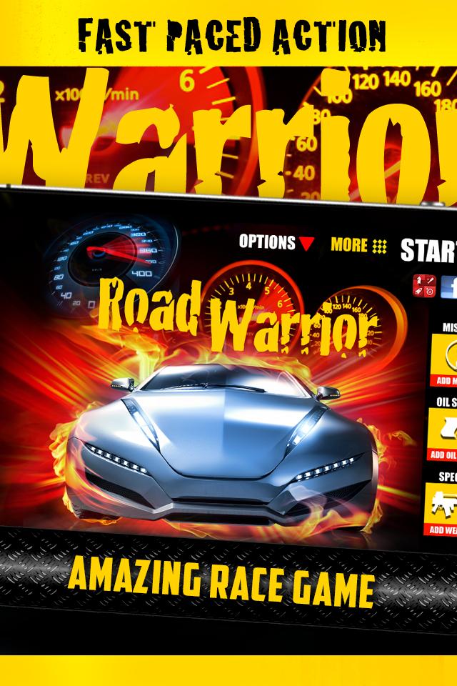RW EXTREME RACING - RAPID CAR GAME